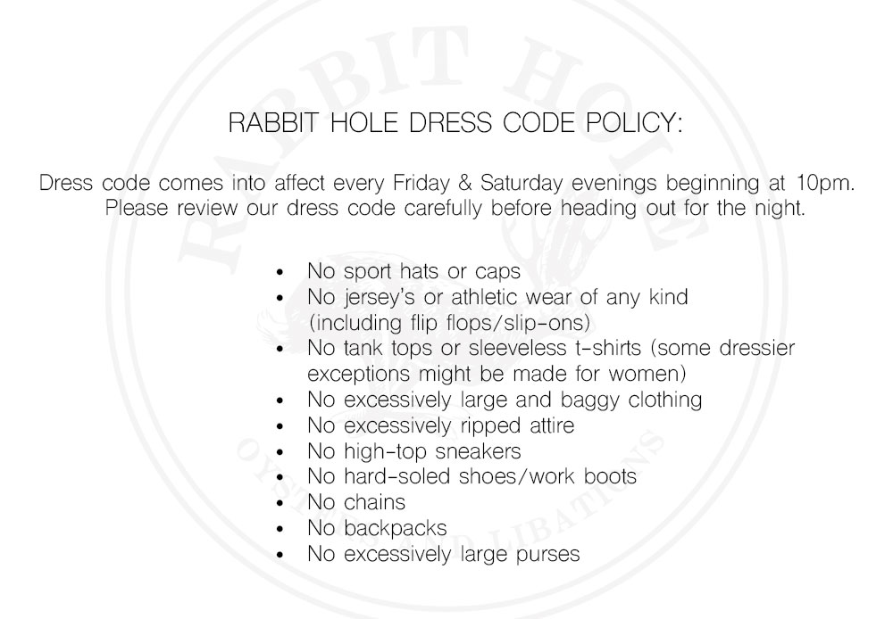 rabbit-hole-ottawa-dress-code
